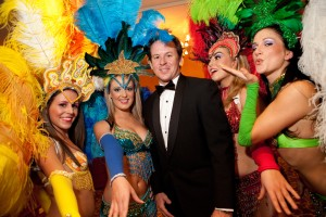 Brazilian Dance Fusion performance for Elders corporate event