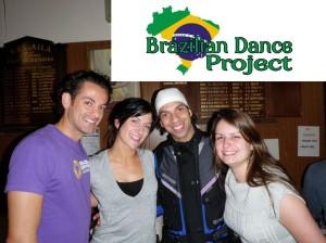 Kadu Rodrigues, Joanna Grech, Roberto Ribeiro and Samadhi Haick