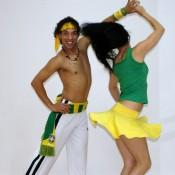 Forro dancers